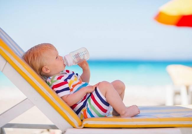 Дети и жара: Как защитить ребенка от перегрева?