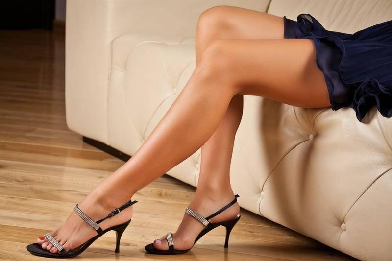 Как сделать ноги визуально длиннее: ТОП-7 советов от стилиста