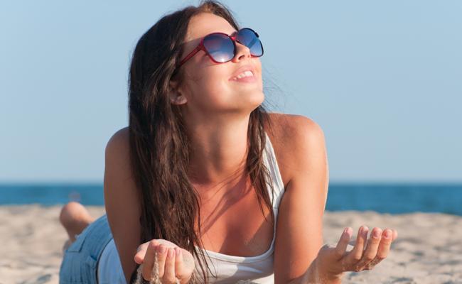 Отпуск близко: как ухаживать за кожей на море