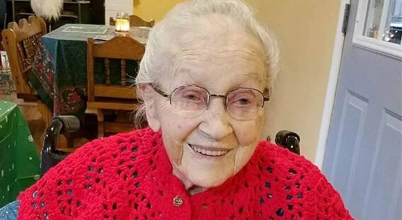 Секрет долгожительницы: как дожить до 101 года