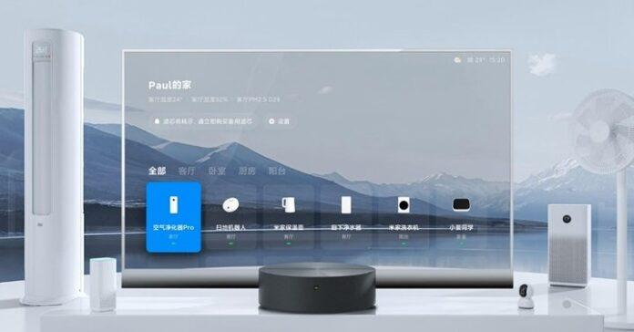 Первый прозрачный телевизор Xiaomi поступил в продажу