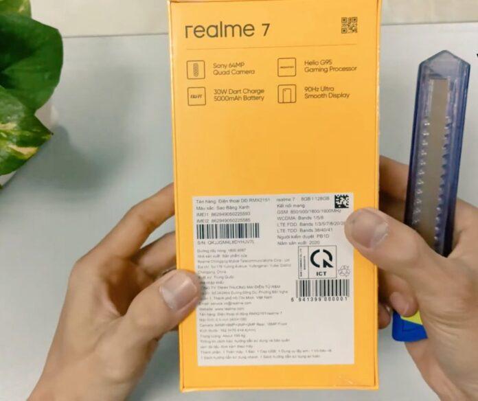 Realme 7 и 7 Pro: полные технические характеристики серьезных конкурентов Xiaomi