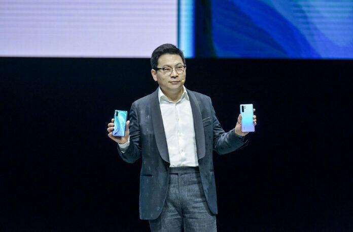 Huawei назвала дату выхода первого смартфона с конкурентом для Android