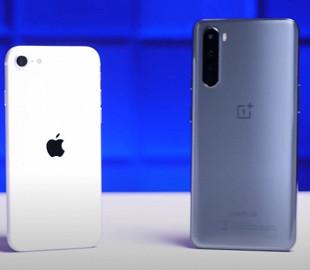 Китайский смартфон оказался лучше популярного iPhone SE