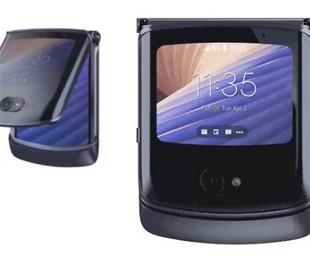 Новый раскладной Motorola Razr 5G показали с разных сторон
