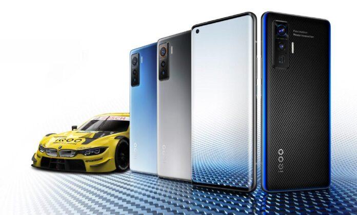 Vivo представила доступные и мощные смартфоны из серии iQOO 5