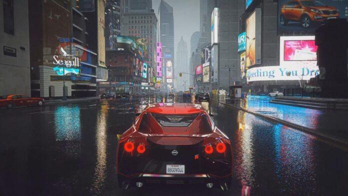 Показали GTA 4 на движке GTA 5 с трассировкой лучей