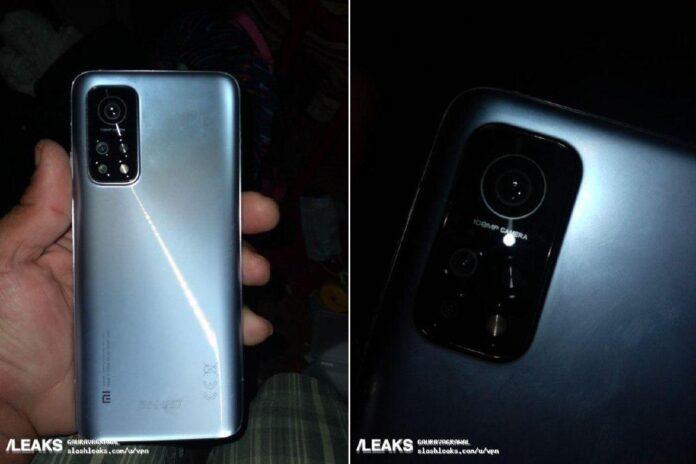 Необычный дизайн Xiaomi Mi 10T Pro впервые показали на фото
