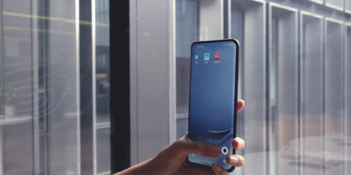 Xiaomi показала первый смартфон с камерой под дисплеем нового поколения