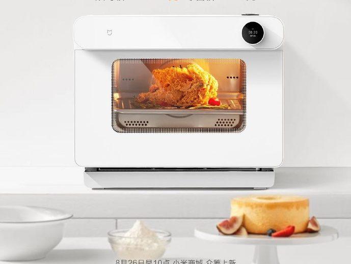 В ассортименте Xiaomi появилась компактная и доступная духовка