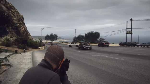 Новый концепт-трейлер Grand Theft Auto 6 снова удивляет