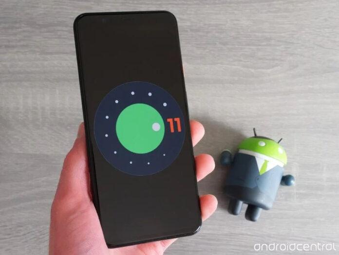 Список получателей и основные «фишки» Android 11