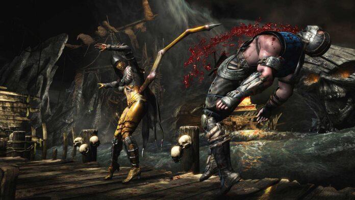 Движения бойцов Mortal Combat мастер Шаолинь показал вживую