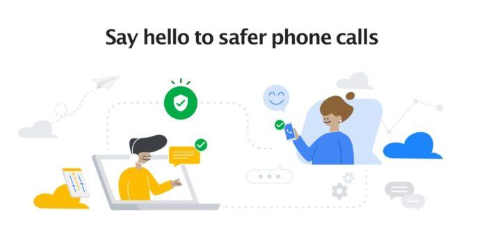 Google будет уведомлять абонентов о целях звонков компаний и организаций