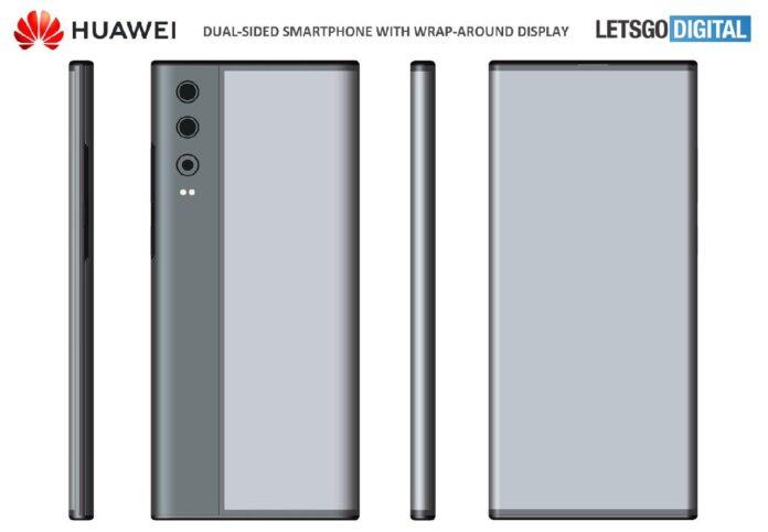Huawei готовит к выходу полную копию нашумевшего Xiaomi Mi Mix Alpha