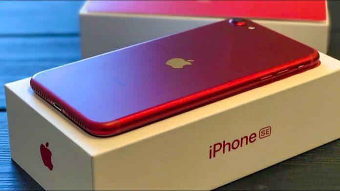 Впервые в Украине iPhone SE реализуется по контракту: скидка составит 3 000 гривен