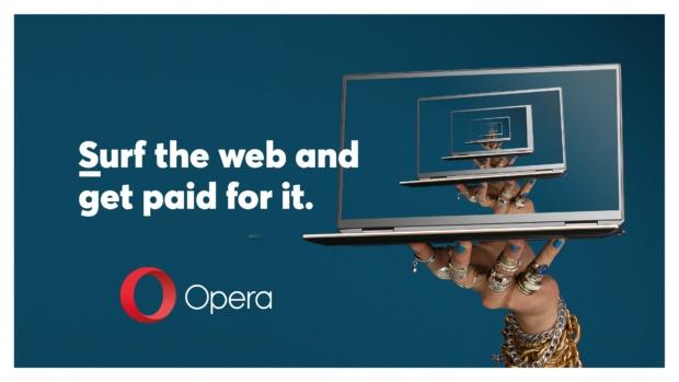Opera платит $8000 за две недели интернет-серфинга