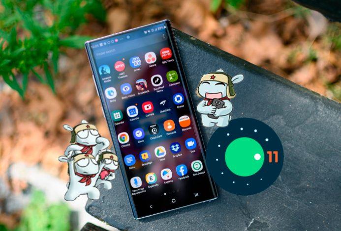 30 смартфонов Xiaomi получат Android 11 и MIUI 12 к концу этого года