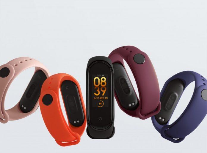 Все Xiaomi Mi Band будут измерять температуру человеческого тела