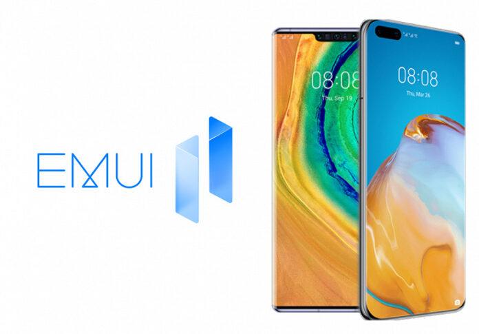 График отправки стабильной EMUI 11 на смартфоны Huawei в европейском регионе