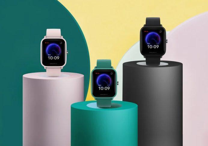Представили Amazfit Pop: доступные «умные» часы Xiaomi с интересным набором возможностей