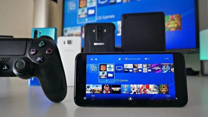 Игры для PlayStation 5 можно будет запускать на смартфоне