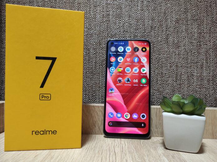 Обзор Realme 7 Pro: отличная альтернатива Poco X3 NFC