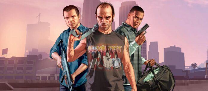 Показали как выглядит Vice City на движке GTA 5