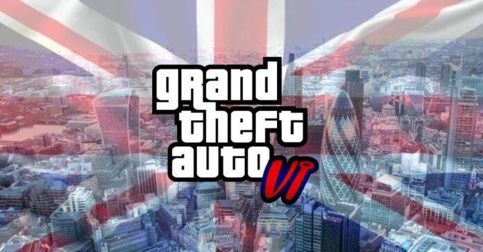 На карте GTA 6 могут воссоздать улицы Лондона
