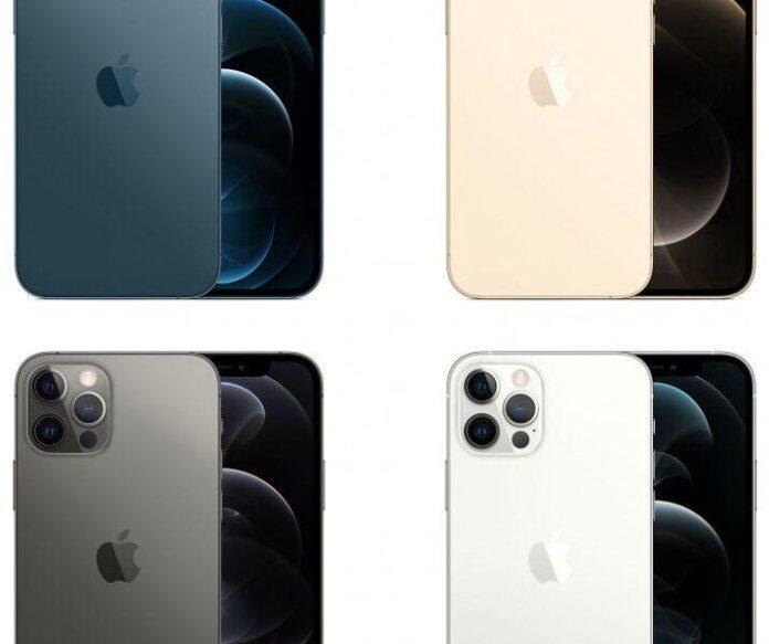 Официальная стоимость iPhone 12, 12 mini, 12 Pro и 12 Pro Max в Украине