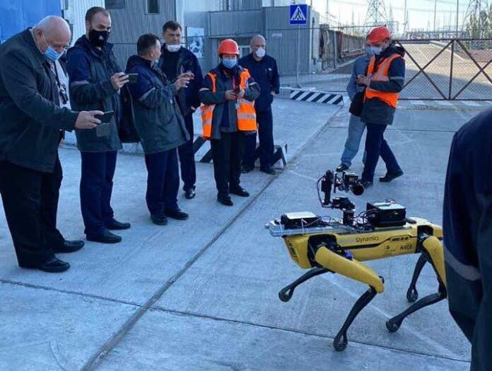 Робопёс Spot от компании Boston Dynamics выполнил ответственную миссию в Чернобыле