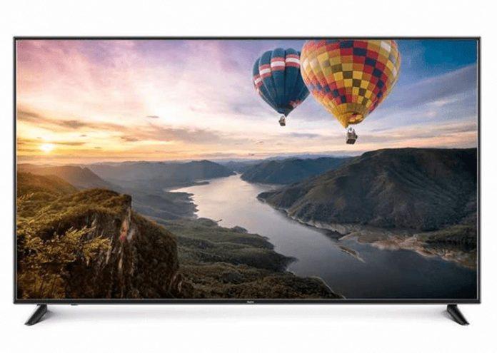Новый 65-дюймовый 4К-телевизор Redmi порадует многих стоимостью