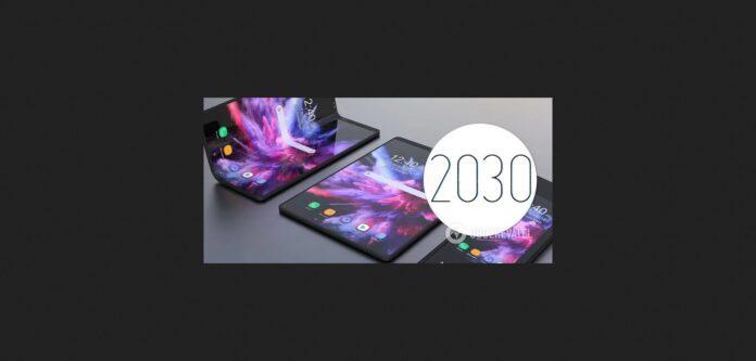 Какими смартфонами мы будем пользоваться в 2030 году