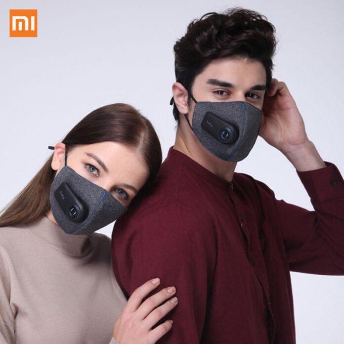 Xiaomi выпустит «умную» маску, которая защитит от COVID-19