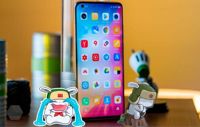 Расширен список подтвержденных Xiaomi проблем в MIUI 12