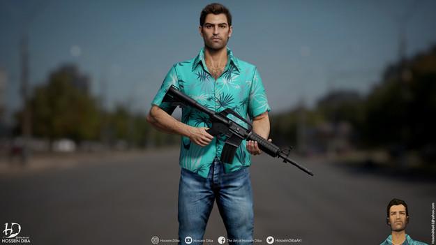 Ремейк GTA: Vice City может появится в GTA 6