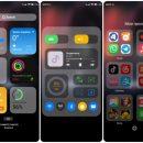 Новая тема для MIUI 12 копирует дизайн iOS