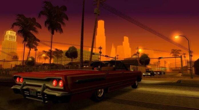 В игры GTA добавили улучшенные тени и технологию трассировки лучей
