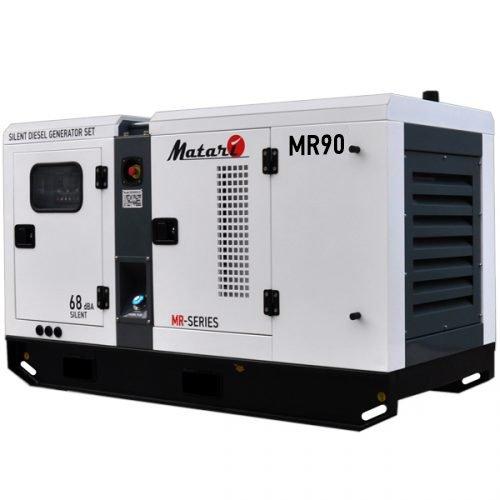 Дизельные генераторы от японского бренда «Matari»