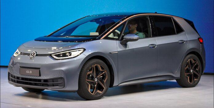 Новый электрокар Volkswagen превзошел по популярности Tesla Model 3