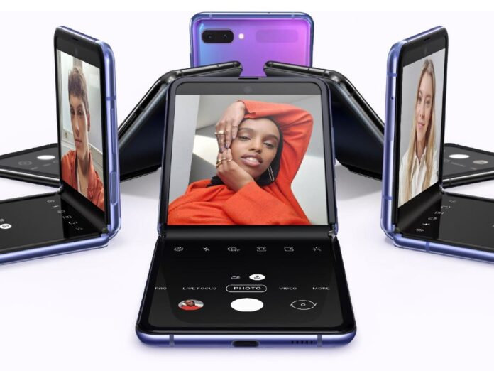 Samsung Galaxy Z Flip 2: самый необычный смартфон-раскладушка