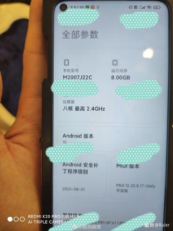 Новые версии Redmi Note 9 удивят пользователей характеристиками