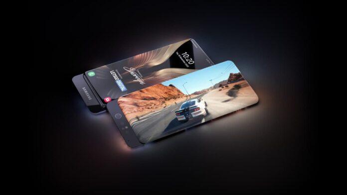 Samsung готовит смартфон в стиле Xiaomi Mi Mix Alpha и Xiaomi Mi Mix 3