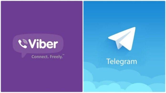 Viber и Telegram включились в борьбу за качество украинского языка