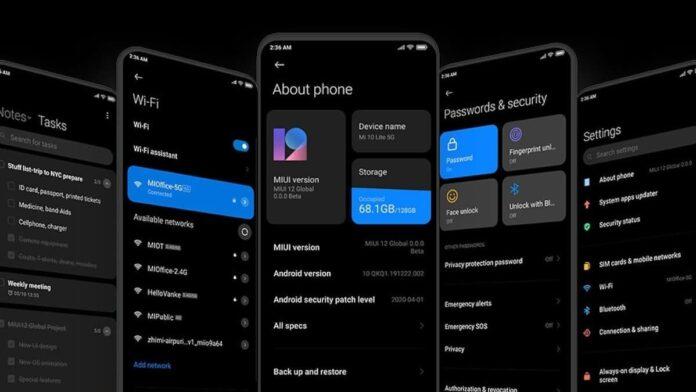 Смартфоны Xiaomi с MIUI 12 выходят из строя