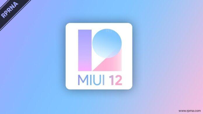 MIUI 12 доступна для установки на два самых популярных смартфона Redmi
