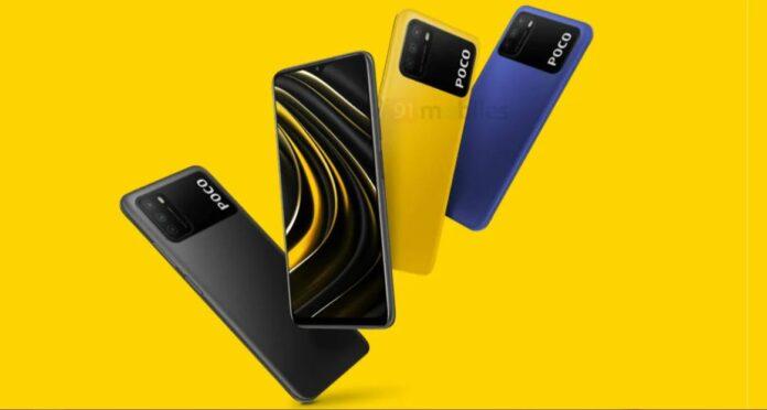 Стала известна стоимость необычного бюджетного смартфона POCO M3