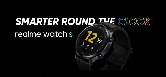 Realme Watch S: доступные «умные» часы с круглым циферблатом и интересным набором функций