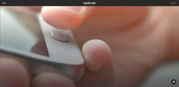Эксперт назвал опасности разблокировки смартфона отпечатком пальца