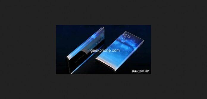 Xiaomi Mi MIX 5: самый необычный и дорогой смартфон компании